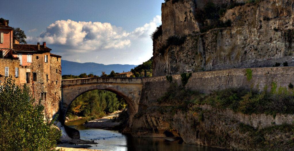 Vaison-la-Romaine brug