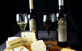 pairen van wijn en kaas