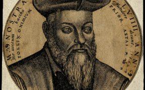 Nostradamus uit Salon-de-Provence