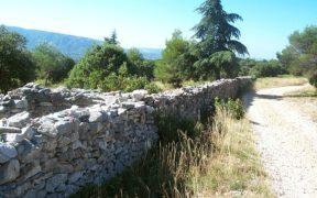 provencaalse muur