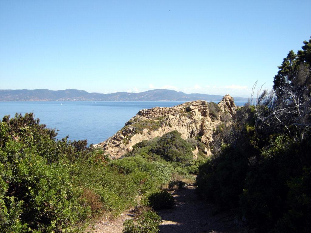 Île_du_Levant._Castelas._Ruines_2
