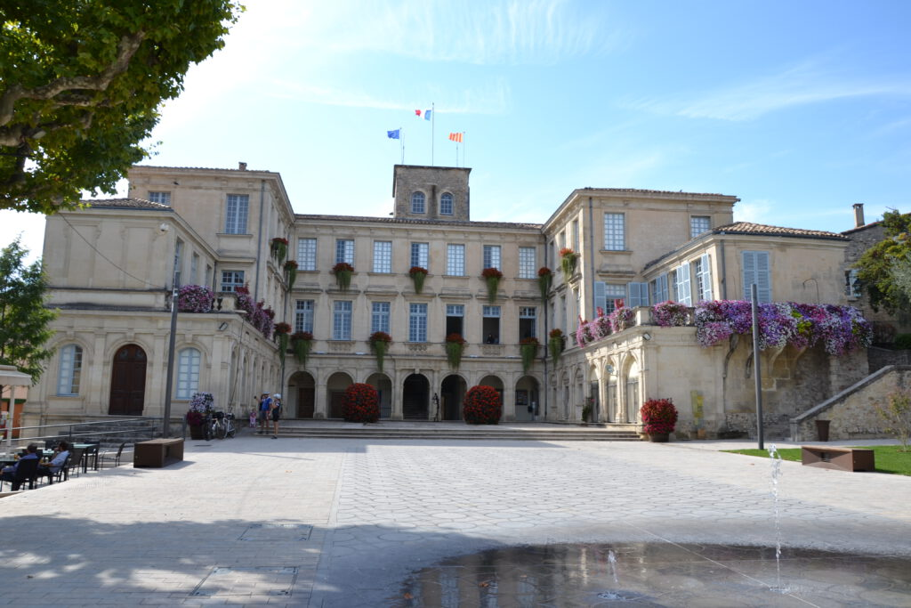 Chateau de Simiane