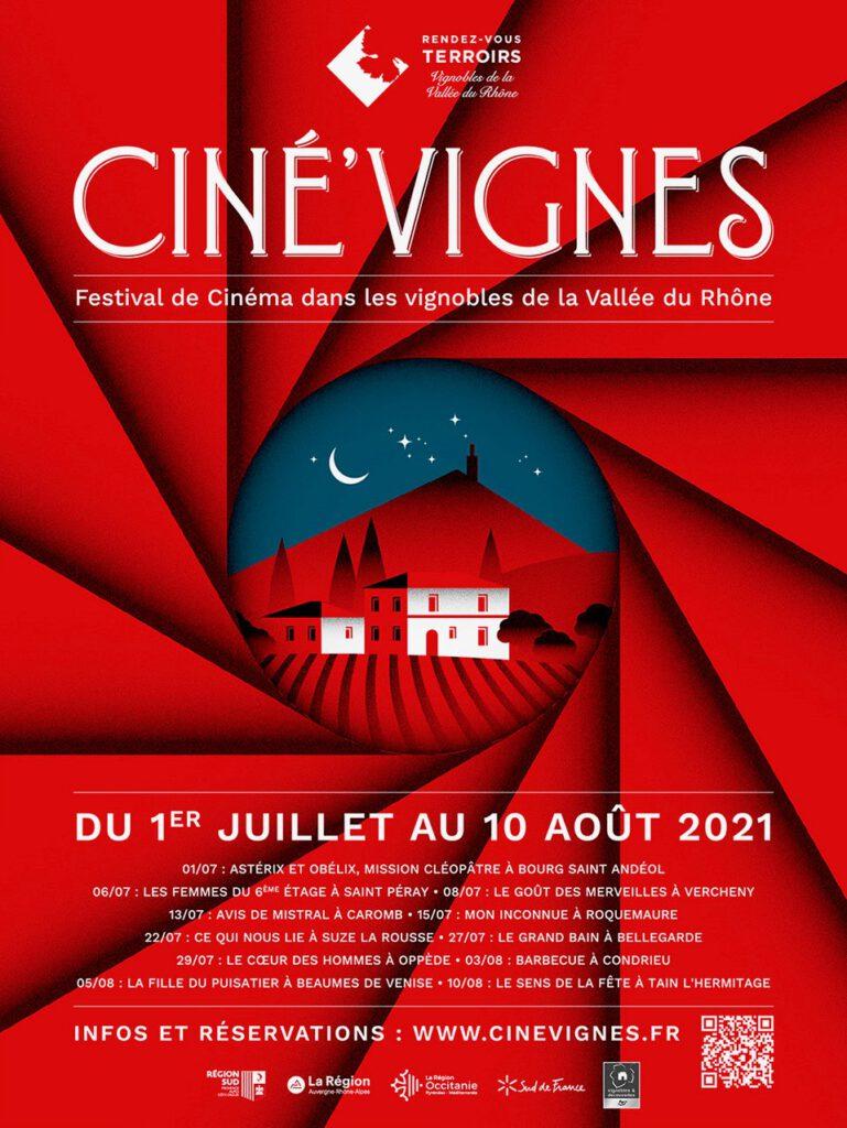 Festival Ciné Vignes