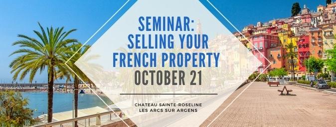 Huis verkopen in Frankrijk