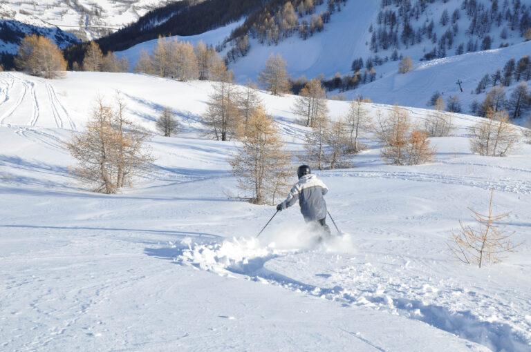 Alpes de Haute Provence Val d'Allos le Seignus