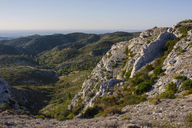 Parc naturel régional des Alpilles, Bouches-du-Rhône, France