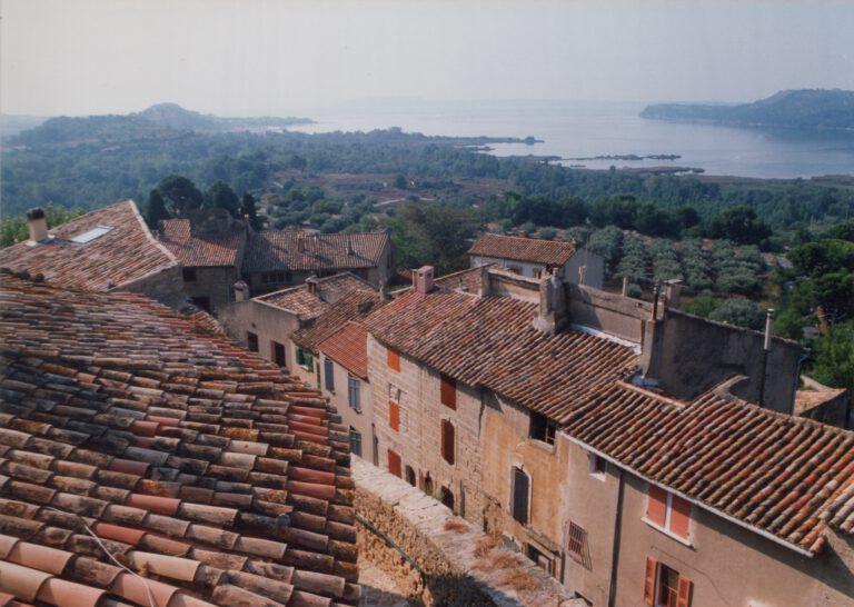 Miramas_le_vieux_(4)_Blick_nach_Saint-Chamas