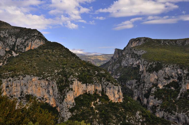 Parc naturel regional du Verdon - Var, Provence-Alpes-Côte d'Azur, Francie