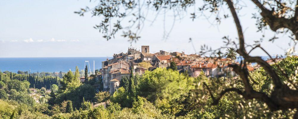 Biot village