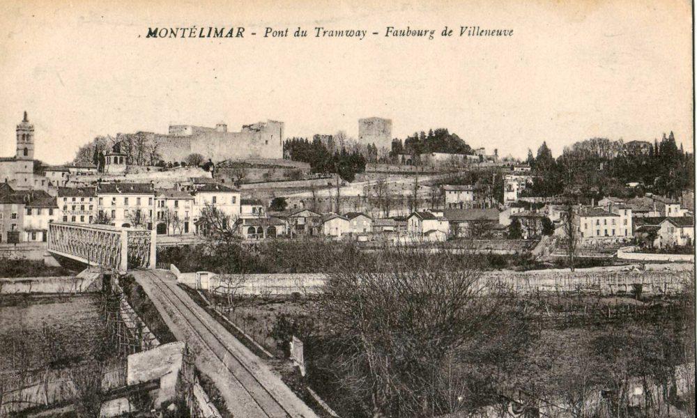 Budane_-_MONTELIMAR_-_Pont_du_Tramway_-_Faubourg_de_Villeneuve
