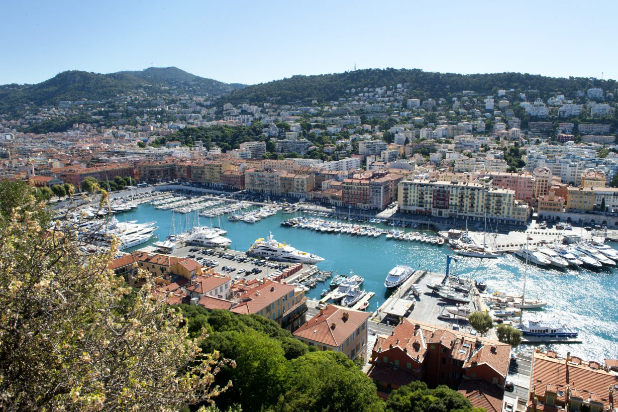 © Port de Nice